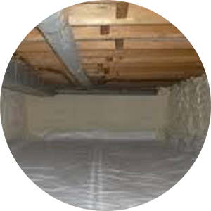 Crawl space Issues, Encapsulation, Repair